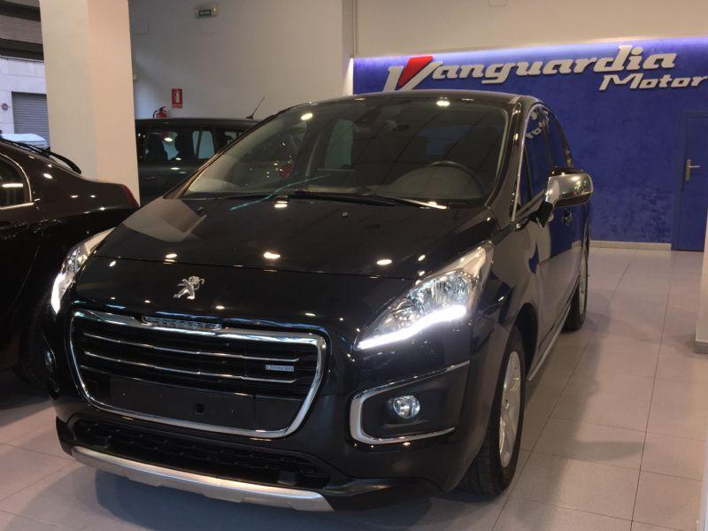 PEUGEOT - 3008 Hybrid4 Limited
